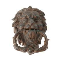 Klopadlo na dvere Antic Line Lion