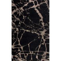 Koberec Eco Rugs Gold Marble, 80×150 cm