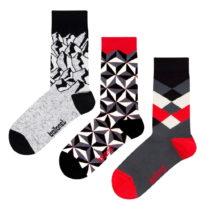 Darčeková sada ponožiek Ballonet Socks Shady, veľkos&#x16...