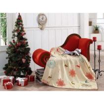 Vianočná deka Xmas Tina, 125×150 cm