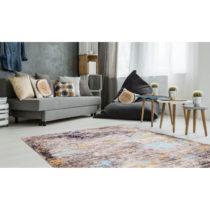 Koberec odolný voči škvrnám Floorita Painting Grey, 160&#x...