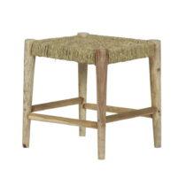 Drevená stolička De Eekhoorn Wicker