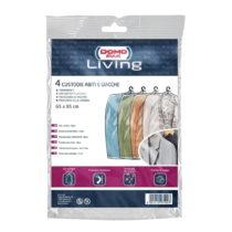 Sada 4 ochranných obalov na oblečenie Domopak Living