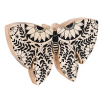 Dekoratívna soška v tvare motýľa Vox