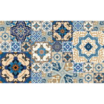 Sada 60 dekoratívnych samolepiek na stenu Ambiance Toundra, 15×&#xA0...