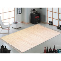 Koberec Vitaus Hali Kahve Sand, 80×150cm