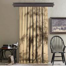 Záves Curtain Melge, 140×260 cm