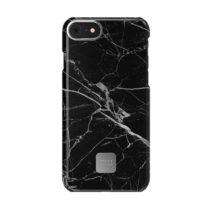 Čierno-sivý ochranný kryt na telefón pre iPhone 7 a 8 Happy Plu...