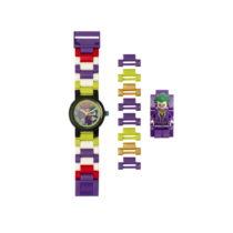 Hodinky s figúrkou LEGO® Batman Movie Joker