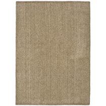 Béžový koberec Universal Benin Liso, 60 × 120 cm