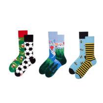 Sada 3 párov ponožiek v darčekovom balení Many Mornings Advent...