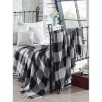 Bavlnený ľahký pléd na posteľ Luka, 200&...