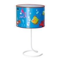 Detská stolová lampa Glimte Aquarium