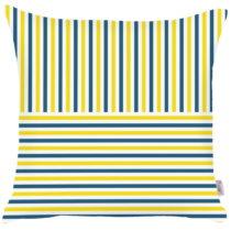 Obliečka na vankúš Apolena Chill Stripes, 43×&#x...