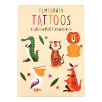 Tetovacie obtlačky Rex London Colourful Creatures