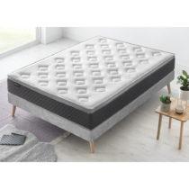Dvojlôžková posteľ s matracom Bobochic Paris Fraicheur, 140 x ...