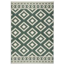 Zelený koberec Hanse Home Gloria Ethno, 120 x 170 cm