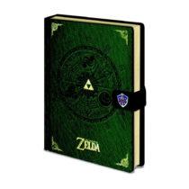 Zápisník A5 Pyramid International The Legend Of Zelda PU, 120 strán