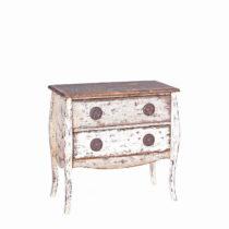 Odkladací stolík  Oriental Cream