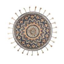 Ručne vyrábaný koberec Dutchbone Pix,⌀170...