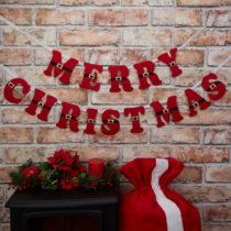 Girlanda Neviti Dear Santa
