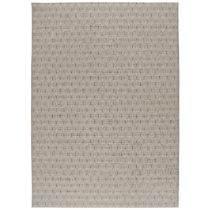 Béžový koberec Universal Stone Beig Creme, 160×&#...
