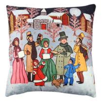 Vankúš Christmas Carol, 43 x 43 cm