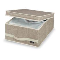 Stredne veľký úložný box Domopak Living Maison