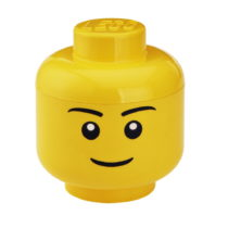 Úložný panáčik LEGO® Boy, ⌀ 16,3&...