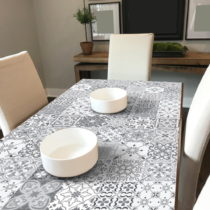 Sada 60 samolepiek na nábytok Ambiance Tiles Stickers For Furniture Virginio, 20&...