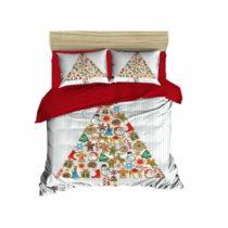 Sada obliečky a plachty na dvojposteľ Christmas Tree, 200×&am...