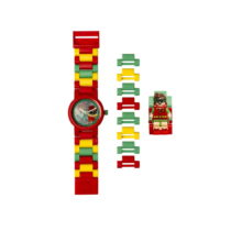 Hodinky s figúrkou LEGO® Batman Movie Robin