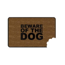 Rohožka Beware of dog