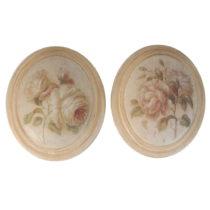 Set 2 obrázkov Antic Roses