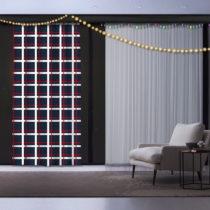 Záves Pattern, 140 x 260 cm