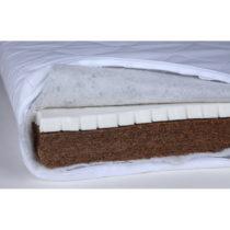 Obojstranný detský matrac s kokosovým vláknom a latexom, 120&...
