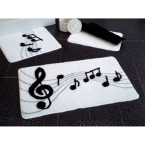 Sada 3 predložiek do kúpeľne Alessia Music