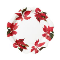 Sada 12 papierových tanierov Talking Tables Botanical