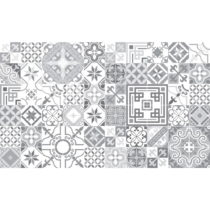 Sada 60 dekoratívnych samolepiek na stenu Ambiance Shades of Grey, 20×&a...