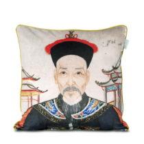 Obliečka na vankúš HF Living Maharaja The Old Man, 45&#xD...