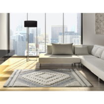 Koberec Universal Cheroky Blanco, 55 x 110 cm