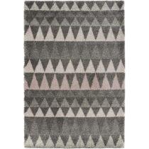 Tmavosivý koberec Mint Rugs Allure Grey, 80 × 150 cm