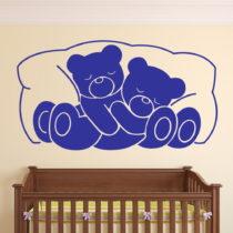 Samolepka Fanastick Baby Bears