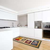 Vysokoodolný kuchynský behúň Webtappeti Caddy, 60&...