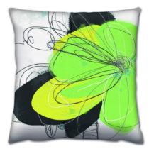 Vankúš s výplňou Gravel Neon Green, 43×&...