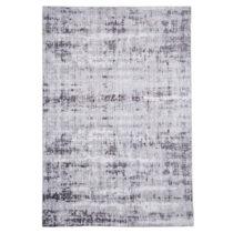 Koberec odolný voči škvrnám Floorita Abstract Grey, 80&#xA...