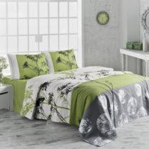 Ľahká bavlnená prikrývka cez posteľ na dvojl&#xF4...