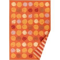 Oranžový vzorovaný obojstranný koberec Narma Veere, 70&#xA0...