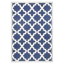 Modrý koberec Hanse Home Noble, 70×140cm