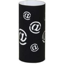 Stolová lampa Glimte Mail Black